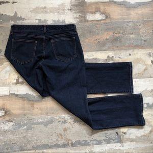 GAP Jeans - Gap premium curvy straight leg jeans size 4